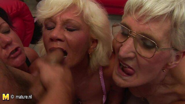 STP3 ¡Hermana nerviosa se rinde y ama la tias de 50 años follando follada que recibe!